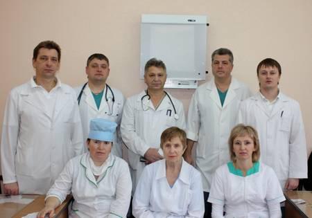 Маммолог кривой рог
